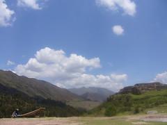 Sacsayhuaman metier a tisser