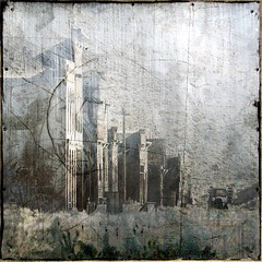 Bodie on (Old Tin).jpg (YOSEMITEDONN) Tags: abstract fineart creative textures bodieca