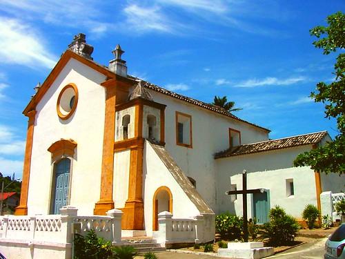 igreja santo antonio de lisboa em floripa