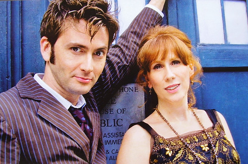 THE UNICORN & THE WASP - The Doctor & Donna