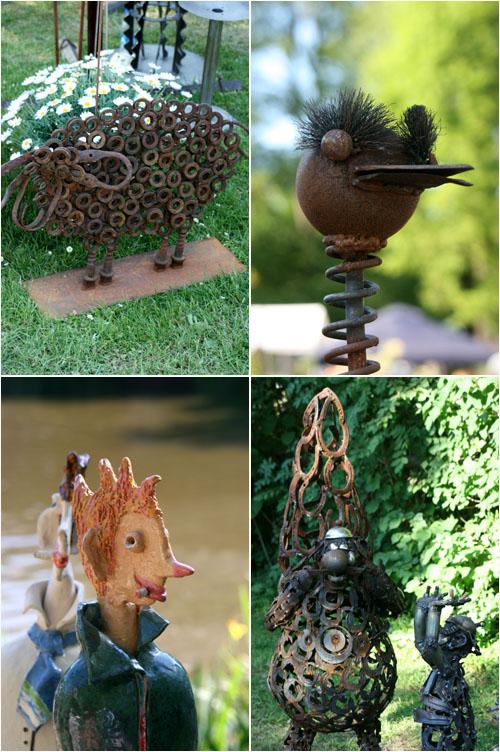 Arte in giardino