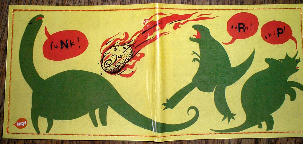 Dinosaur Censorship
