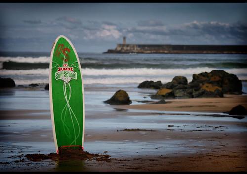 Mais um dia de surf...Matosinhos-Portugal