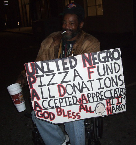United Negro Pizza Fund by magerleagues, on Flickr