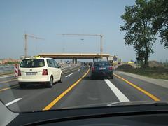 A113: Autobahnbrücke