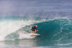 701C6610 (Hideki Ueha) Tags: volcompipepro hawaii surf surfing surfer surfboard northshore oahu pipeline banzaipipeline