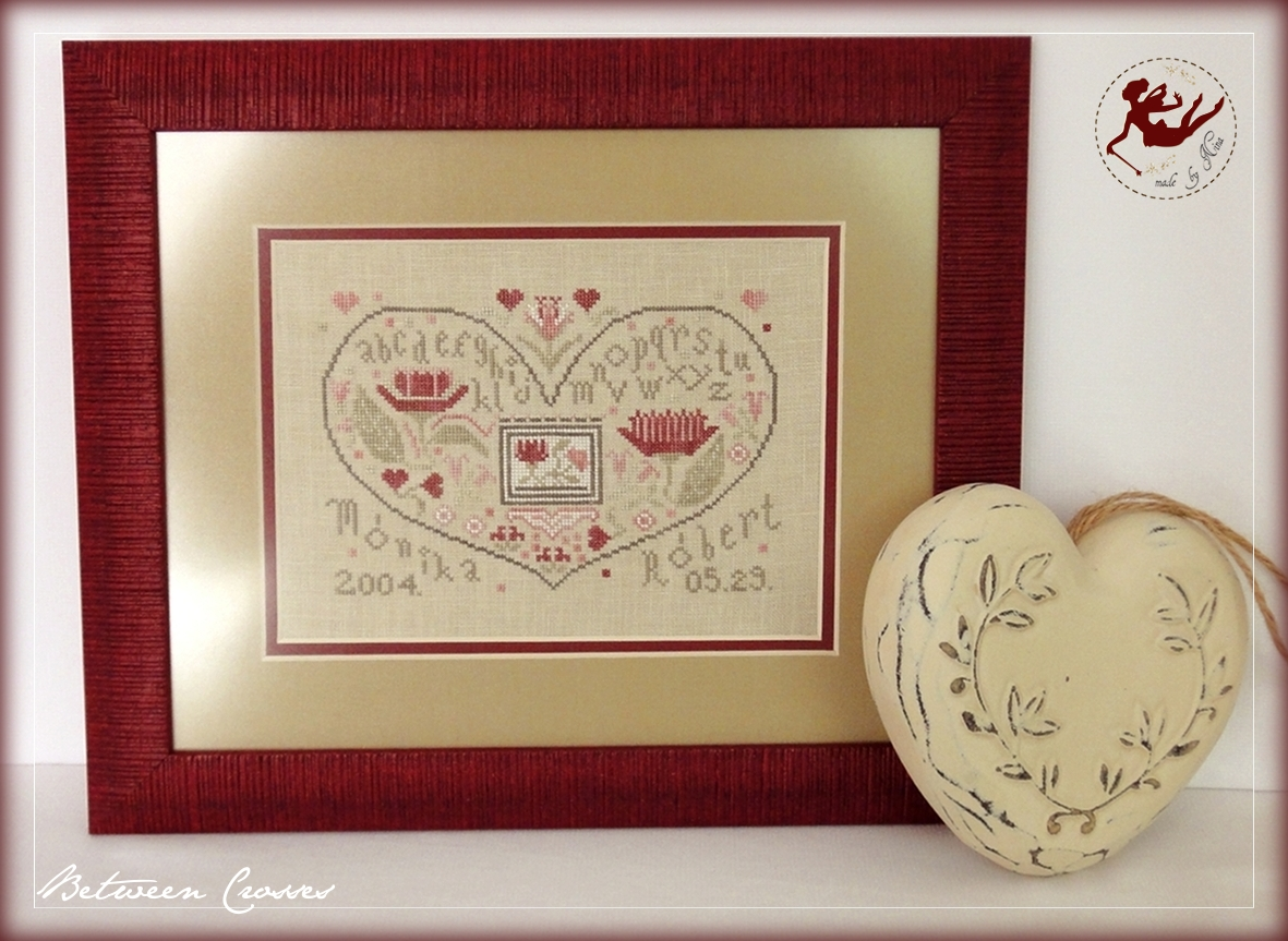 CHS Hearts and Flowers_framed_1_by Nina_2011May