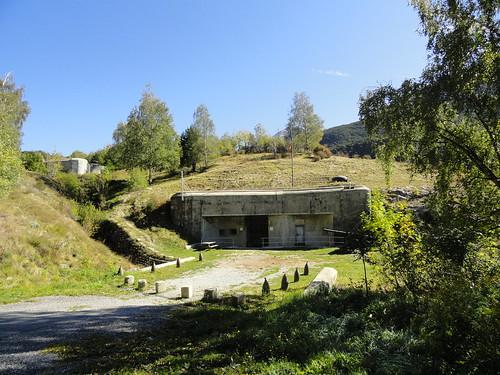 Fort Saint-Gobain, Modane © D. Dereani - Fondation Facim