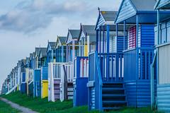 Whitstable   |   Beach Huts (JB_1984) Tags: beachhut hut shed pastels beach tankertonbeach seaside coast seafront whitstable cityofcanterbury kent england uk unitedkingdom nikon d7100 nikond7100 explore explored