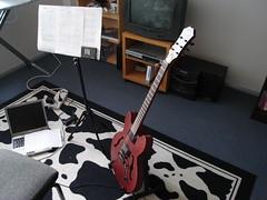 (sjp) Tags: guitar epiphone