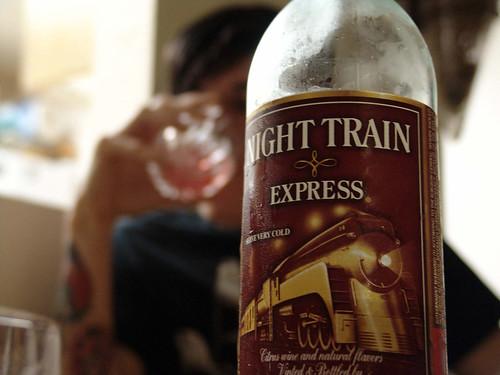 Bum Wines Brthe Night Train Ticket To Paradisebrby Mike Marino