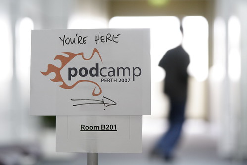 podcamp perth