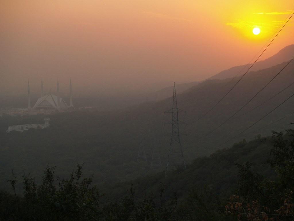 Islamabad - Sunset