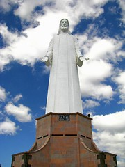 Cristo Rey @ Tenancingo, Edo. de Mexico (Don Csar) Tags: monument mexico christ religion jesus cristorey tenancingo estadodemexico catholisism