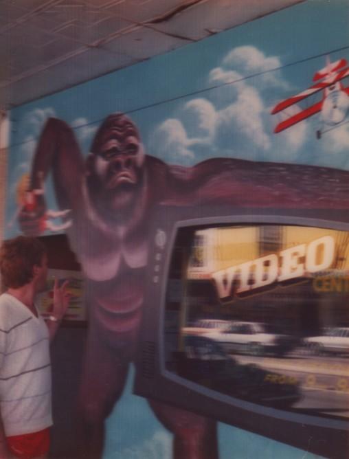 3D King Kong