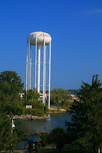 St Joseph Watertower