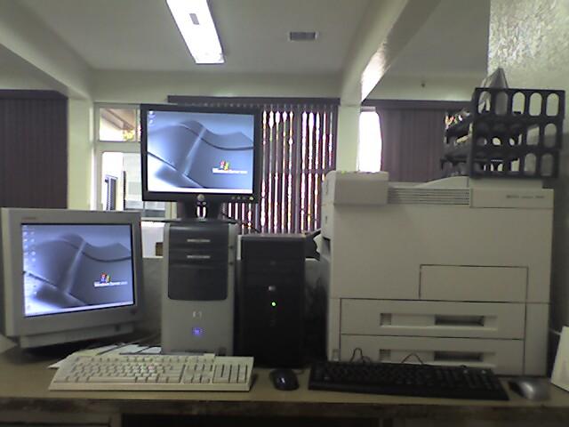 Area de trabajo