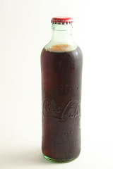 """Vintage"" Coke Bottle"
