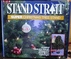 Stand Straight Tree Stand