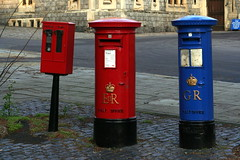 Windsor Post Boxes