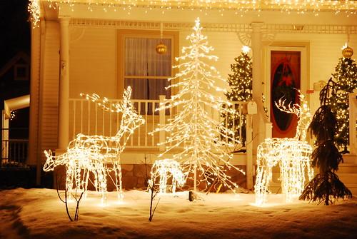 Fifth Third Ballpark Christmas Lights