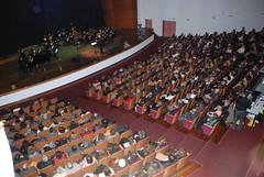 Συναυλία Μητσιά - Παναθηναϊκης για Αιγιάλεια  (κατάμεστο αμφιθέατρο)