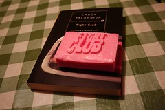 Fight Club (ilConte) Tags: book soap libro tyler fightclub tylerdurden sapone chuckpalahniuk