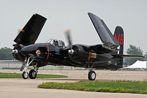 Warbird picture - Grumman F7F-3 Tigercat