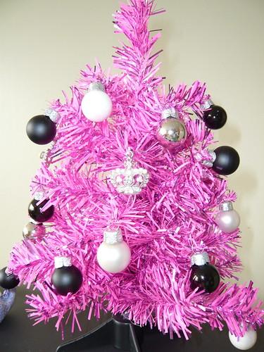 Pink Xmas Tree