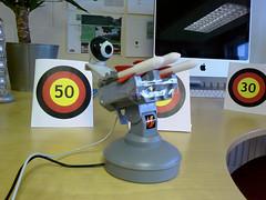 Web Missile Launcher