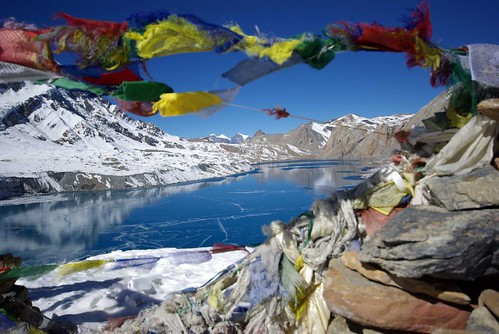 Day 10: Tilicho Lake & back to Khangsar