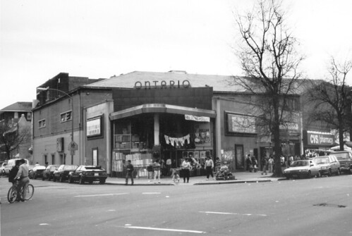 Ontario Theater in 1994