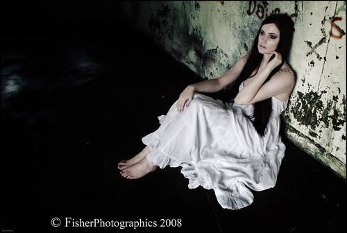 Ghostly Fashion with Lacey