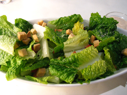 Romaine Hearts Salad
