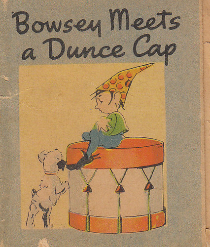 Bowsey Meets a Dunce Cap