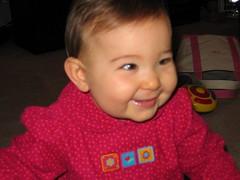 Ellie at 6 months
