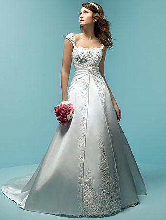 Alfred Angelo, wedding dress, style-1146
