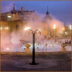 Széchenyi bathes