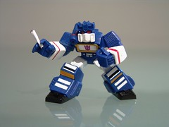 "Robot Heroes: Soundwave... ""Smokin'...'"" (Joriel ""Joz"" Jimenez) Tags: toys smoking transformers soundwave decepticons 80scartoons robotheroes anythingtransformers"