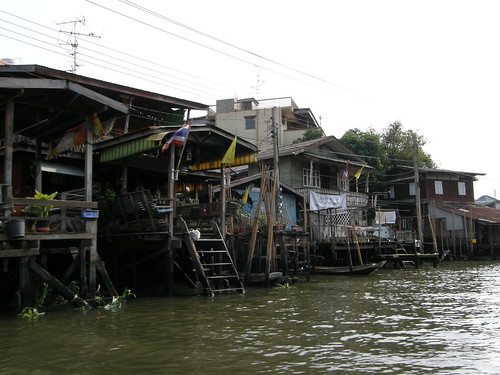 Bangkok Khlong Tour