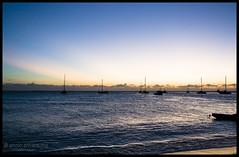 Los Roques - Puesta de Sol II (e.rivera) Tags: sunset sea sky landscape atardecer mar 2470mml venezuela paisaje cielo canonef2470mmf28lusm losroques canonllens canoneos400d canoneosdigitalrebelxti
