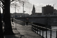 (:peter.visser: nl) Tags: maas liege silhouet meuse ravel1 pcollect