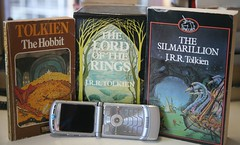 Authors A-Z: JRR Tolkien - Phone's favourite books of all time.