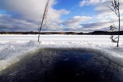 My swimming pool (dr.zeppo) Tags: winter ice pool suomi finland swimmingpool d200 talvi avanto saimaa j tokinaatx12244 luonteri