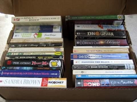 Ariesgirl29 bookbox