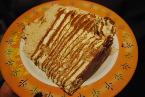 Cinnamon torte