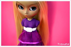 Makena (r e n a t a) Tags: doll african pullip boneca negra anotheralice