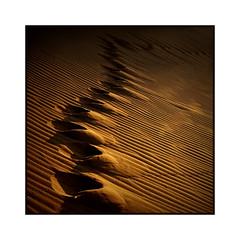 Cruce de Caminos (Joan Vt Garcia) Tags: travel viaje color textura colors contraluz nikon d70 nikond70 colores arena viajes morocco marruecos vacaciones dunas composicin 18200vr formatocuadrado