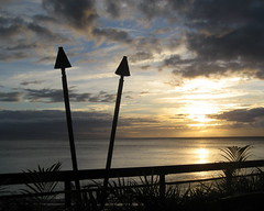 Dinner @ the Seahouse (jisaac01) Tags: vacation dinner hawaii maui 2008 napili seahouse napilibay