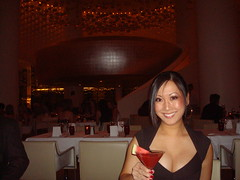 Mix Restaurant (conchang) Tags: vegas rain palms mix bellagio ghostbar palazzo qua